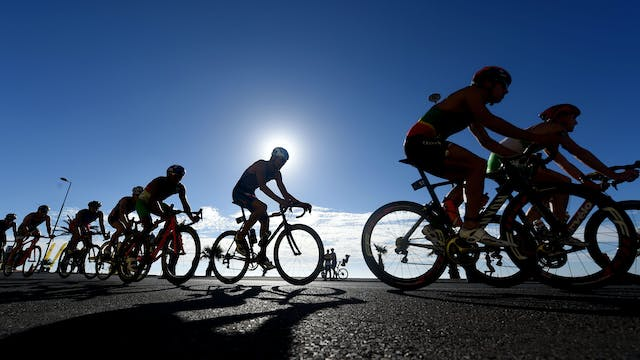 2016 ITU World Triathlon Cape Town Ma...