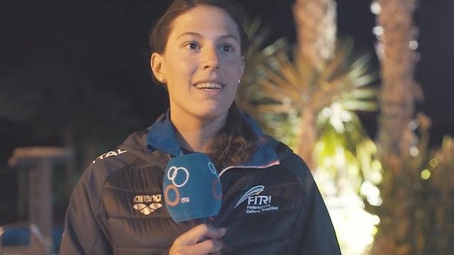 Fuerteventura Training Camp 2019: Angie Olmo Interview