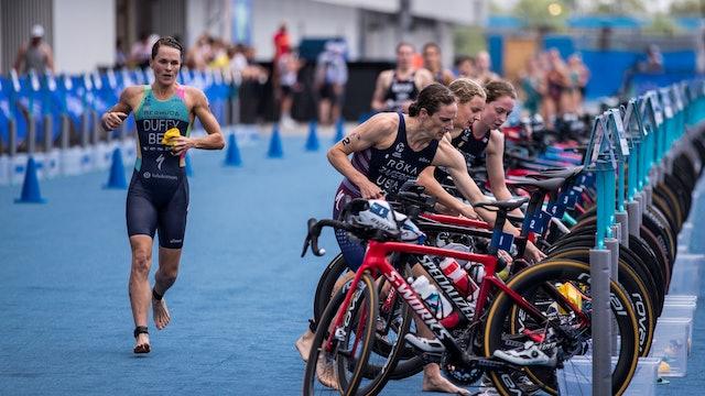 2021 World Triathlon Championship Series Montreal Women's Qualifiers (1/2)