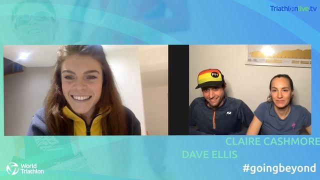 Going Beyond Episode 2: Lauren Steadman, Claire Cashmore and Dave Ellis