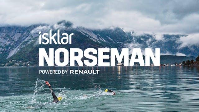 2019 Isklar Norseman Xtreme triathlon