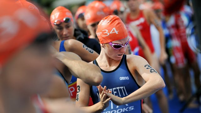 2018 ITU World Triathlon Hamburg Maga...