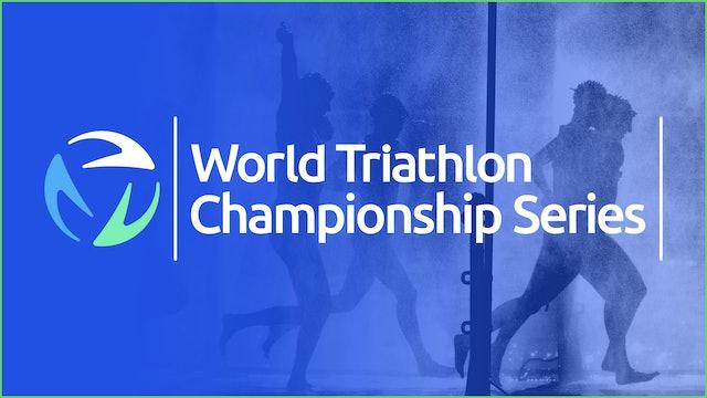 2021 World Triathlon Championship Series Yokohama - Elite Women