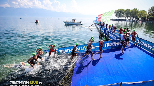 WATCH AGAIN: 2019 WTS Grand Final Lausanne U23 Men