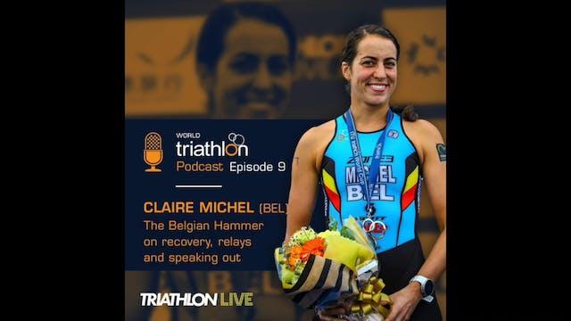 World Triathlon podcast Ep.9 Claire M...