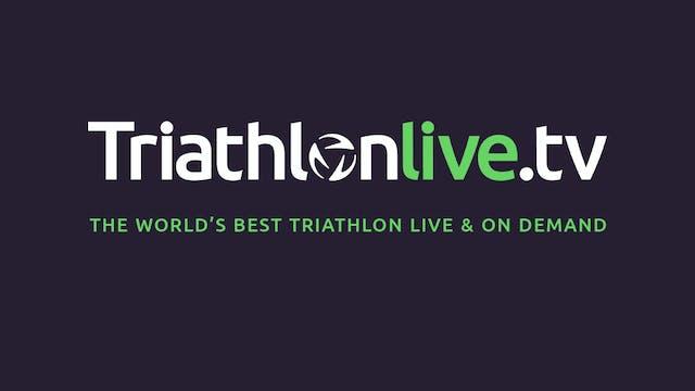 World Triathlon Cup Lisbon - Prueba M...