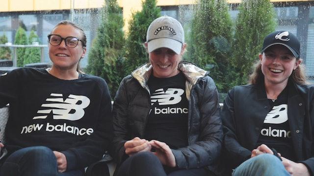 Team GB preview the WTS Hamburg elite women's race