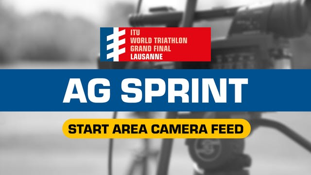 Start Area Cam - AG Sprint - WTS Laus...