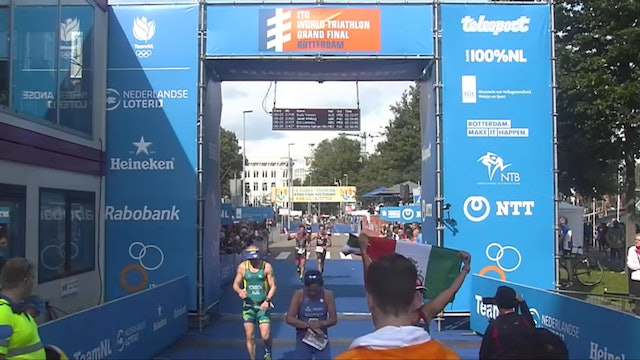 AG World Championship 2/3 - 2017 ITU World Triathlon Grand Final Rotterdam