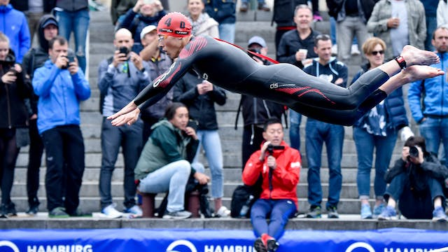2019 Hamburg ITU Mixed Relay World Ch...