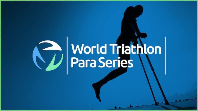 2021 World Triathlon Para Series Leeds