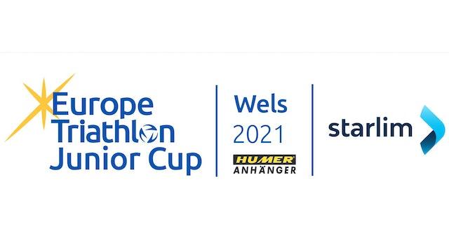 2021 Europe Triathlon Junior Cup Wels