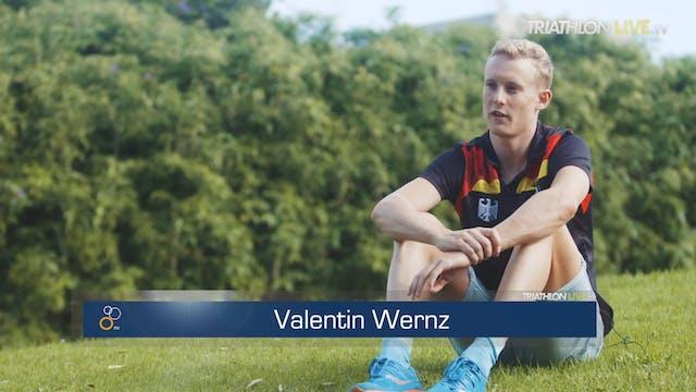 Valentin Wernz - New Plymouth pre rac...