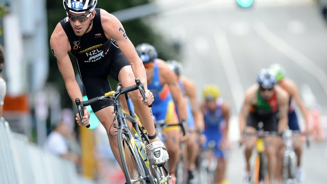 2014 WTS Auckland Elite Men