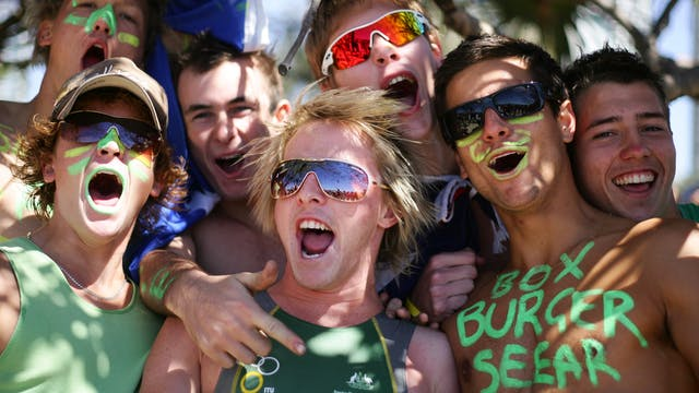 2009 WCS Gold Coast Grand Final Magaz...