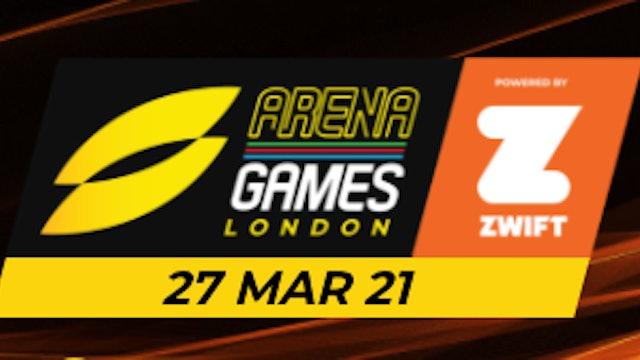 SLT Arena Games - London
