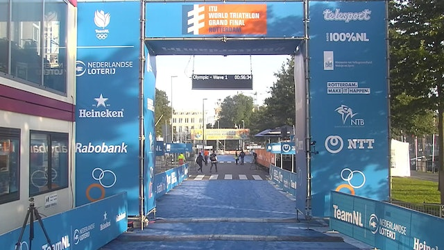 AG World Championship 1/3 - 2017 ITU World Triathlon Grand Final Rotterdam