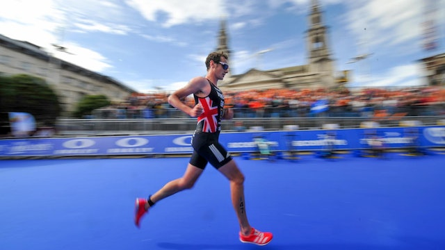 AJ Bell World Triathlon Leeds: Men's Highlights