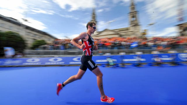 AJ Bell World Triathlon Leeds: Men's ...