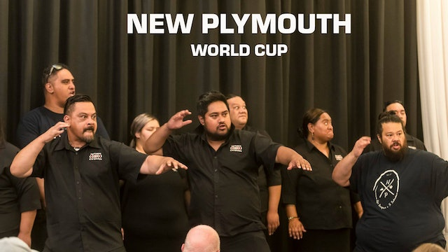 New Plymouth World Cup