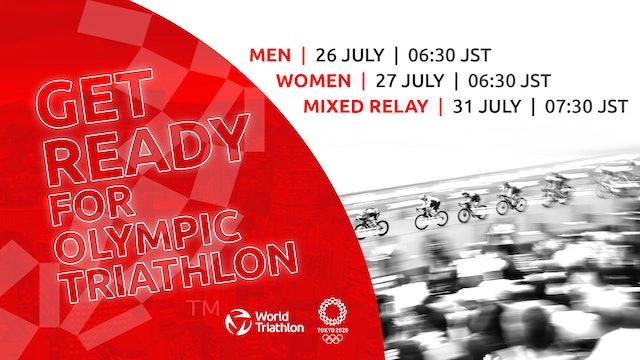 Tokyo 2020 Triathlon Qualification Events