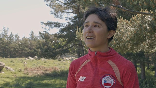 Tokyo 2020 thoughts with Barbara Riveros