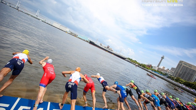 WTS Yokohama 2019 Elite Men Full Race Replay