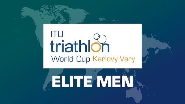 2019 Karlovy Vary ITU Triathlon World Cup Men
