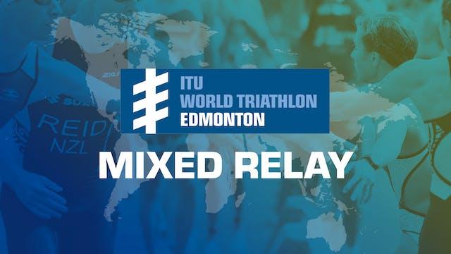 2019 World Triathlon Mixed Relay Seri...