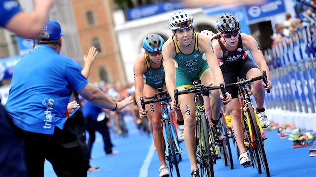 2018 Hamburg Wasser World Triathlon E...