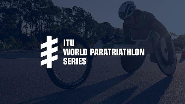 2019 Yokohama ITU World Paratriathlon Series Live