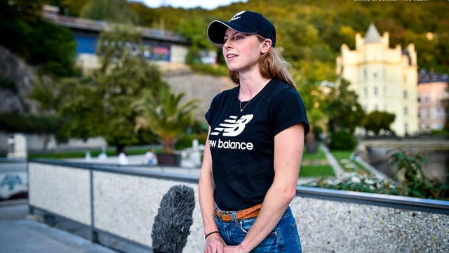 2020 World Champion Georgia Taylor-Brown in Karlovy Vary