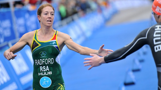 2016 ITU World Triathlon Hamburg Mixed Relay World Championships
