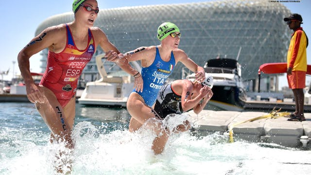 Mixed Relay - Daman World Triathlon A...