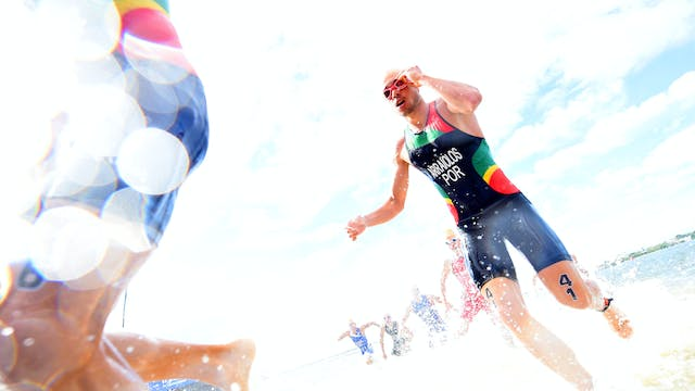 2016 ITU World Triathlon Gold Coast M...