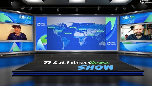 The TriathlonLIVE Show: episode 1 WTCS Yokohama