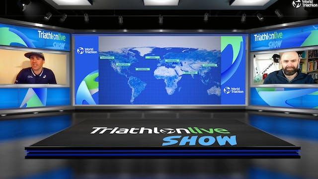 The TriathlonLIVE Show: episode 1 WTC...