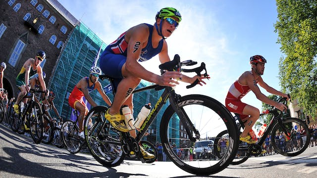 2016 ITU World Triathlon Stockholm El...