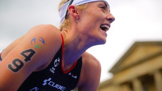 2021 World Triathlon Championship Series Leeds - Women