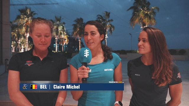 Get to Know Chelsea Burns, Claire Michel and Taylor Spivey