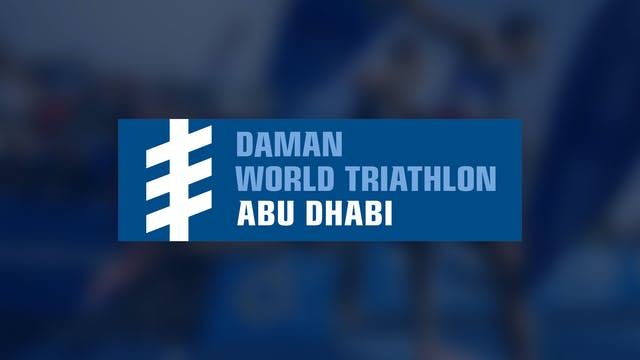 Untrimmed Mixed Relay - Daman World T...
