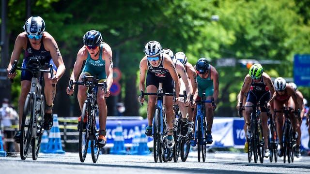 World Triathlon Cup Lisbon - Prueba F...