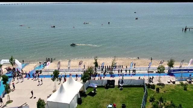 World Triathlon Mixed Relay Olympic Qualification Lisbon - ESPAÑOL
