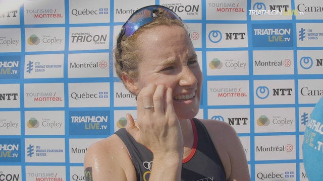 Claire Cashmore PTS5 (GBR) interview