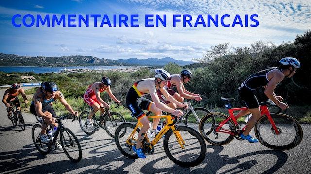 Coupe du monde de triathlon Arzachena - Hommes Élite - Français