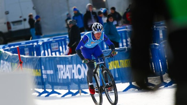 Asiago 2020 Winter Triathlon World Champs