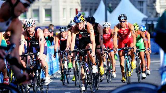 2015 ITU World Triathlon Hamburg Elit...