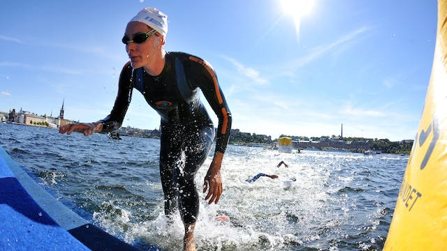2016 ITU World Triathlon Stockholm Ma...