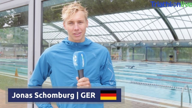 Jonas Schomburg aims for WTCS Yokohama