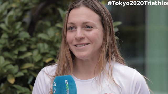 Tokyo 2020 thoughts with Vicky Holland